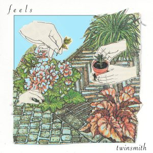 Feels Single Artwork